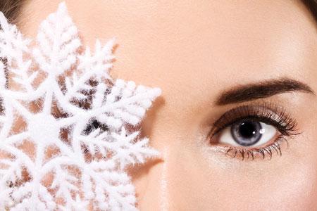 בריאות העיניים בחורף